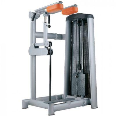 leg raising machine