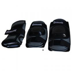 Dynamic - Dynamic PW308 Koruyucu Set -Siyah/Pembe/Small