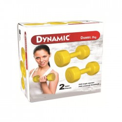 Dynamic - Dynamic Vinly Dambıl/ 2 Adet 2KG- 1DYASVINYL/2K