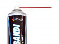 Pozitif Koşu Bandı Yağı Sprey Maxi Boy 500 ML - Thumbnail