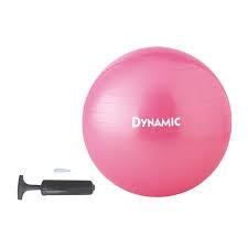 Dynamic - Dynamıc GYM Ball Pilates Topu 75 Cm-Pembe