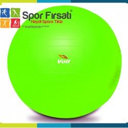 Voit - Voit 20Cm Pilates Topu Yeşil+Pompa Hediyeli