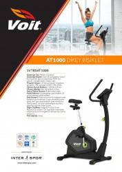 Voit AT 1000 Dikey Kondisyon Bisikleti - Thumbnail
