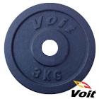 Voit - Voit PL101 3Kg Döküm Flanş Ağırlık Plaka