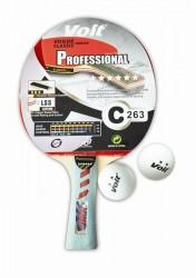 Voit - Voit Professional 6 Star Pinpon Raketi