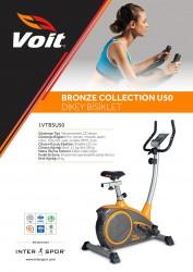 Voit - Voit U50 Dikey Kondisyon Bisikleti
