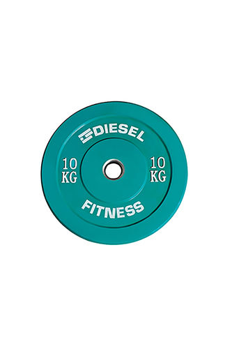 Diesel Fitness - Diesel Fitness Bumper Flans 10 kg
