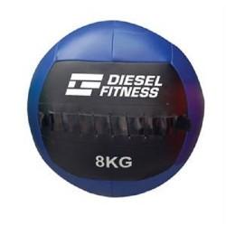 Diesel Fitness - Diesel Fitness Wall Ball (Duvar Topu) 8 Kg