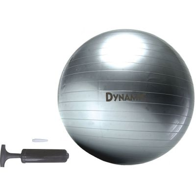 Dynamic - Dynamıc GYMBall Pilates Topu 55 Cm Gri