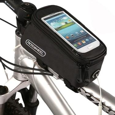 Roswheel - ROSWHEEL Bisiklet Akıllı Telefon ve Aksesuar Çantası