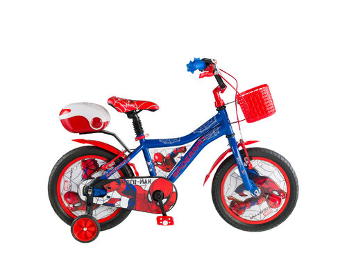 Kron - SpiderMan 12 Jant Erkek Çocuk Bisikleti - Caliper Fren