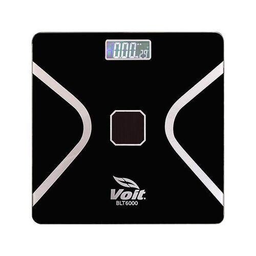Voit - Voit Bluetooth Banyo Tartısı- BLT6000 Baskül- Siyah