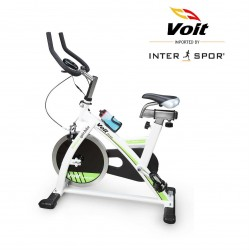 Voit - Voit Mercury Spin Bike Kondisyon Bisikleti-Beyaz