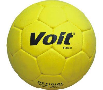 Voit - Voit N3 Kaucuk Hentbol Topu Sarı