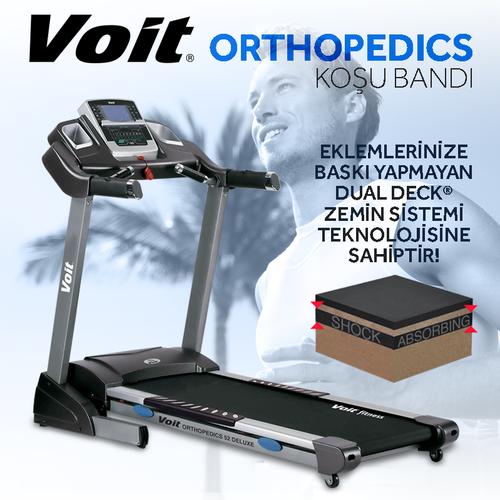 Voit - Voit Orthopedics 52 Koşu Bandı