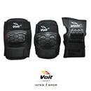 Voit - Voit PW316 Koruyucu Set Small Gri- Siyah