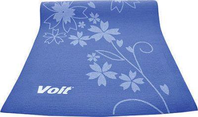 Voit - Voit Yoga Mat Desenli Mavi-1VTAKEM113